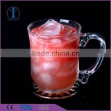 200ml Promotional China Supplier Cheap Custom Logo Printing Cold Beer Glass Cup                                                                         Quality Choice