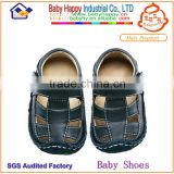 Top quality new arrival wholesale good leather sport soft baby shoes