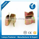 S Type Spring Clip S Shape Spring Clip China Fastener Manufacturer