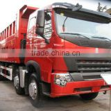 SINOTRUK HOWO A7 8x4 Dump Truck for sale