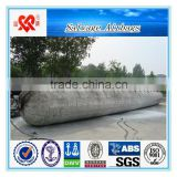 Professional sale sunken ship salvage airbag bridge floating pontoon boat airbag