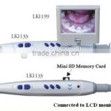 LK wired or wireless SD card dental camera