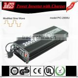 2000W UPS combine power inverter with charger on hot sale                                                                         Quality Choice