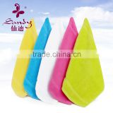 Marshmallow / cotton candy ultra soft comfortable washcloth face towels