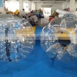 HI Top quality PVC/TPU soccer bubble, bubble football, bubble ball for football
