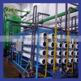 Small Sea Water Desalination Machine Seawater Treatment Plant