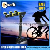 Mounted Bicycle Rack bike Carrier Folding Hitch Mounted