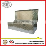 High Quality China Aluminum Diamond Plate Hands Held Tools Boxes(KBL-AHHB670)(OEM/ODM)