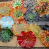 Magnificent Hand Blown Glass Wall Art