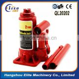 2Ton car lifting hydraulic bottle jack with safety valve