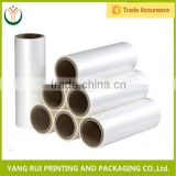 Import china products Hot Factory Price sesame paste plastic film rolls,printed plastic packaging roll film