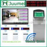 Counter/main LED display for Juumei Bank Queue System LED display , wireless control system led display