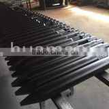 chisel for hydraulic breaker DAEMO MONTABERT Brv-Brh series and ATLAS COPCO hydraulic hammer breakers