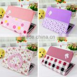 Fashion notebook laptop cloth dust cover/dust covers for laptop