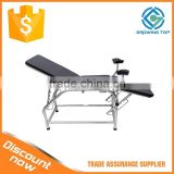 2015 NEW Stainless Steel obstetric delivery table for Gynecology                                                                         Quality Choice