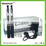 Best selling high quality atomizer ce4+ kit case free OEM multicolor battery available e cig ecig ce4+