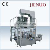 potato pringles plantain crisps chips prefabricated bag packing machine