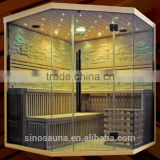 Popular people use steam sauna capsule Spa Capsule for family health care(CE/ISO/TUV/FSC/ETL/RoHS Certificate)
