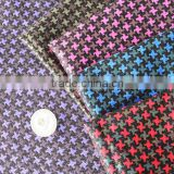 Jacquard fabric for winter 2016 acrylic polyester jacquard fabric for dresses