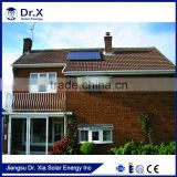 china wholesale websites home solar power system, pressurized solar water heater working