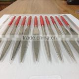 Diamond Electroplated Needle File Files for stone marble Glass