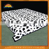 Wholesale Unique Design Flame Retardant Fleece Blanket