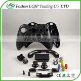 full Controller Shell for Xbox 360 OEM Parts ABXY Controller Shell Front Back Parts ETC Controller Shell