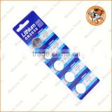 3.0v lithium button cell CR2032