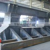 ISO approved welding CNC machining steel fabrication job work