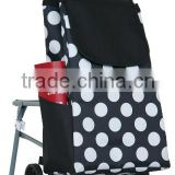 Climb Stairs Shopping Trolley With Chair