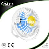 safety mini electric usb fan for kid, ac mini fan 5v 2.5w mini ventilation fan for children