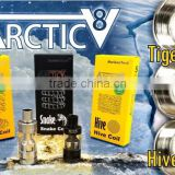 Horizon Arctic V8 Mini Tank Replacement Coil Head In Stock