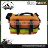 emergency supplies orange disaster emergency kit private label first aid kit with car emergency tool
