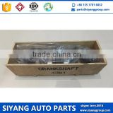 8-94443-662-0 High strength alloy steel crankshaft for Isuzu 4JB1