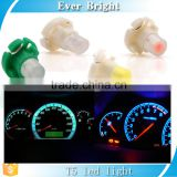 T4 Led Neo Wedge SMD Dashboard Instrument Cluster Light Car Panel Gauge Speedo Dash Bulbs green blue white red 12v