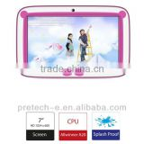 Best Christmas Gift 7 inch Dual Core Kids Tablets PC