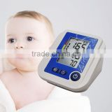 Professional LCD screen Digital Upper arm Automatic Blood Pressure Monitor with Large Cuff with high quality