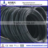 Hot promotion!!! iso9001 high carbon spring steel wire factory of galvanized hanger wire in coils