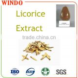 Skincare Raw Material Natural Licorice Extract/Skin Whitening Licorice Extract/Sunscreen Licorice Extract Powder