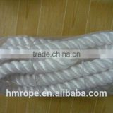 manufacturer of 3 strand polypropylene rope