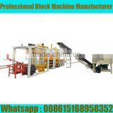 QT4-18 automated concrete block making machine price in pakistan