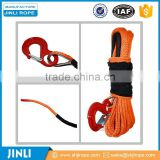 synthetic hemp long capstan rope winch for electric winch full set