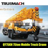 XCMG QY75KN 75ton Mobile Truck Crane