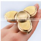 Hot selling Newest metal material Fidget Hand Spinner new design Anti stress Fidget Hand Spinner