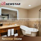 Newstar Hotselling Stone Honey Beige Granite And Marble Vanity Top Marble Bathroom Marble Vanity Tops