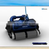 Blue Auto Pool Cleaner Robot with Romote Controller