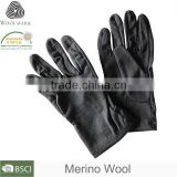 Outdoor hunting gloves ,wool gym gloves heather grey color