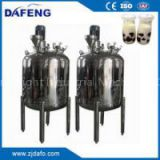 Stainless steel 304 316L yogurt and milk powder and ice cream blending/mixing tank