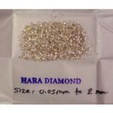 Loose natural polished diamond