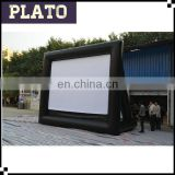 outdoor movie screen, outdoor ppt screen, inflatable screen for projector